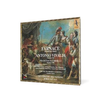 Farnace - Antonio Vivaldi