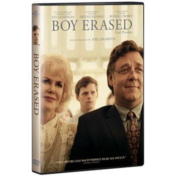 Fiul pierdut/Boy erased DVD