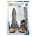 Puzzle Cladirea Flatiron - New York, 500 piese