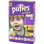 Scutece Pufies Baby Art 4 Maxi Jumbo Pack 64 buc