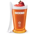 Pahar pentru Preparare Slush sau Shake Zoku ZK113 OR Portocaliu ZK113 OR
