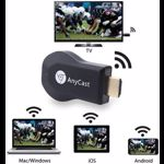 Dongle Streaming player HDMI, Wi-Fi, 1.2 GHz, 256 MB, micro USB, Anycast M2 plus DLNA