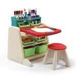 Masuta de lucru Flip & Doodlle Easel Desk 2014 - Step 2