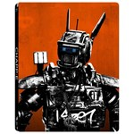 Chappie Steelbook Blu-ray 2D