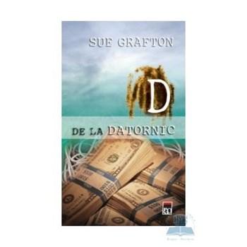 D de la datornic - Sue Grafton