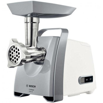 Bosch Masina de tocat carne ProPower MFW45020, 500 W, 2.7 kg/min, alb