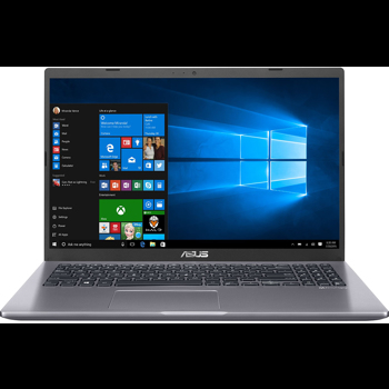 Laptop ASUS 15.6'' X509FA, FHD, Intel Core i7-8565U, 8GB DDR4, 512GB SSD, GMA UHD 620, Win 10 Pro, Grey