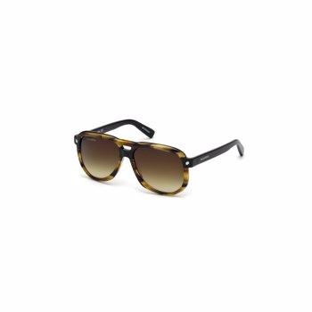 Ochelari de soare pilot cu lentile in degrade