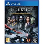 Joc consola Warner Bros Injustice Gods Among Us Ultimate Edition PS4