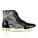 Sneakers dama Helga negru