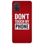 Husa Silicon Soft Upzz Print Samsung Galaxy A51 Model My Phone