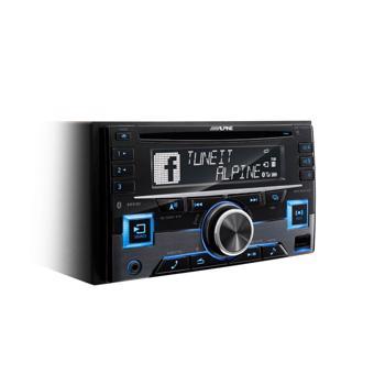 CD Player Auto Alpine CDE-W296BT