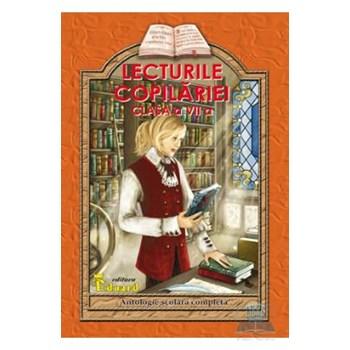 Lecturile copilariei clasa a 7-a 973-88362-8-0