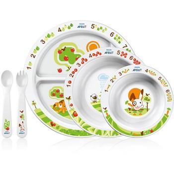 Set de hranire pentru copii mici peste 6 luni SCF716/00