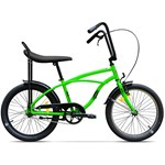 Bicicleta Pegas Strada Mini, 3S, Verde Neon