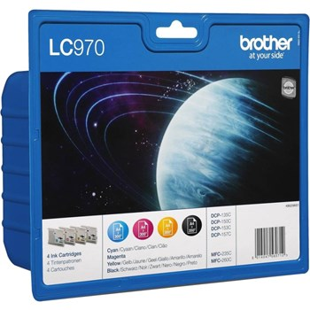 Brother Cartus LC970 Value Blister Pack