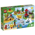 LEGO DUPLO Town - Animalele lumii 10907