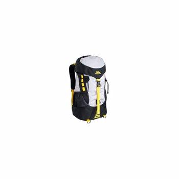 Rucsac Trespass Inverary Waterproof, 45 L, Black Grey