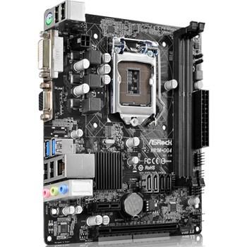 ASROCK Placa de baza H81 Socket 1150