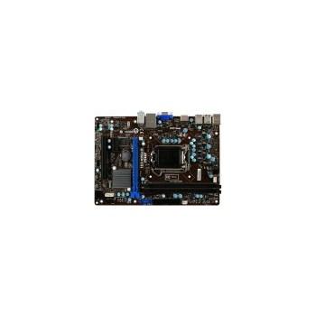 Placa de baza MSI B75MA-E31, Intel B75, LGA 1155