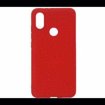 Protectie Spate Senno Pure Flex Slim Sand SNNM-BC-FSS-TPU-XIMA2 pentru Xiaomi Mi A2/6X (Rosu)