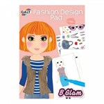 Girl Club - Carticica de colorat pt.fetite - Fashion Design Pad