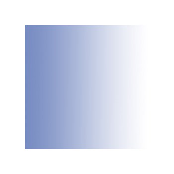Colorama 312 - Fundal PVC degrade White/Bluebell 110x170