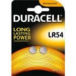 Baterii alcaline Duracell LR54, 1.5V, 2 buc