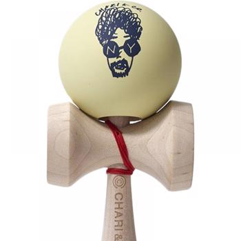 Joc de indemanare - Krom Kendama - Chari & Co Maple - Visitor Cream