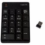 LOGILINK - Tastatura wireless numerica 18 taste