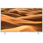 Televizor LED LG Smart TV 43UM7390PLC Seria M7390PLC 108cm alb 4K UHD HDR
