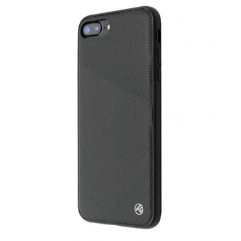 Husa Cover Tellur Exquis iPhone 8 Plus Black tll121134