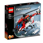 LEGO® Technic / LEGO® Technic Elicopter de salvare (42092)