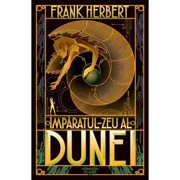 Împăratul-Zeu al Dunei (Seria Dune, partea a IV-a, ed. 2019)