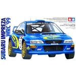 1:24 Subaru Impreza WRC 1999 1:24