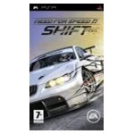 EA Need For Speed Shift PSP