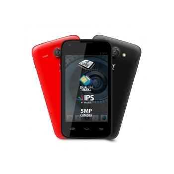 Telefon mobil Allview A6 Quad, 4GB, Dual SIM, Negru