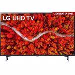 Televizor Smart LED, LG 43UP80003LA, 108 cm, Ultra HD 4K