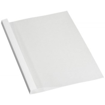 Coperti termice, A4, 3.0mm, spate alb, 100 buc/top, FELLOWES Coverlight