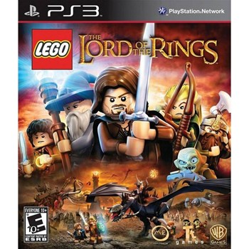 Joc consola Warner Bros Lego The Lord of the Rings PS3