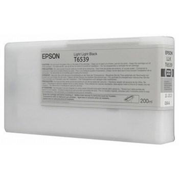 Epson Cartus T6539 Light Light Black
