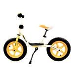 Bicicleta fara pedale Lerr Yellow
