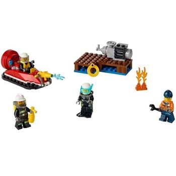Lego-City,Set de pompieri pentru incepatori