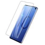 Folie de sticla securizata pentru Samsung Galaxy S10 Plus, MyStyle® FULL GLUE Transparent UV