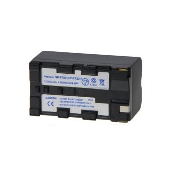 Acumulator Power3000 tip NP-F750 pentru Sony 4100mAh 1039238
