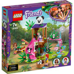 LEGO Friends Casuta din copac in jungla ursilor panda 41422