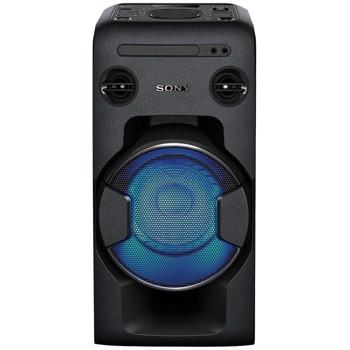 Minisistem Sony MHCV11, NFC, Functii karaoke, Bluetooth Negru