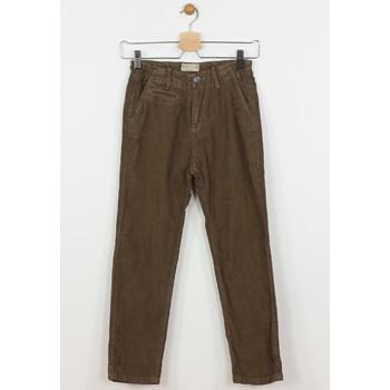 Pantaloni ZARA Simette Brown
