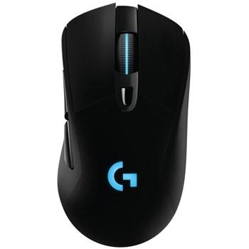 Mouse gaming wireless Logitech G703 LightSpeed Hero 16K DPI, Negru