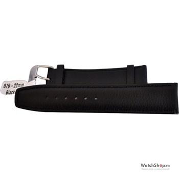 Curea (bratara) WS 076 22mm Black